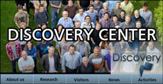 Link to the website of the Discovery Center